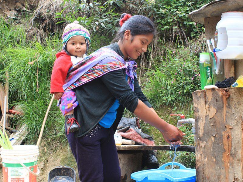 desarrollo rural agua