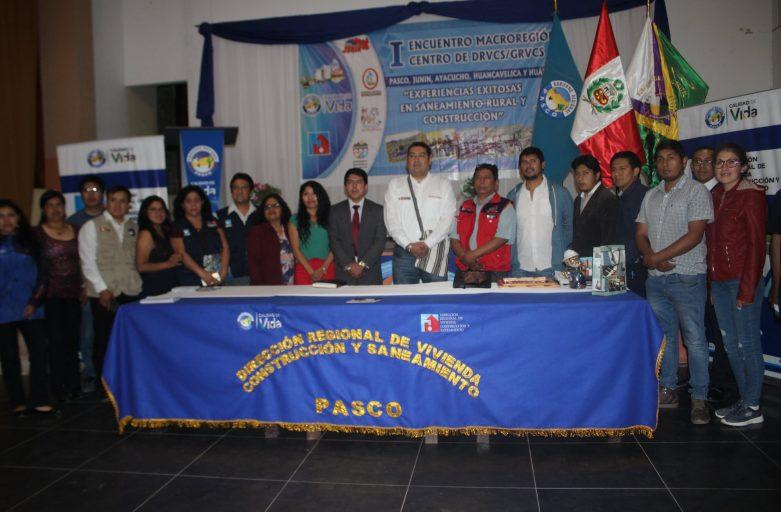 Participamos en el I Encuentro Macroregión De Dirección De Vivienda