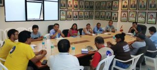 Islas de Paz Perú concretiza trabajo colaborativo con la Municipalidad Distrital de Monzón para articular trabajos productivos